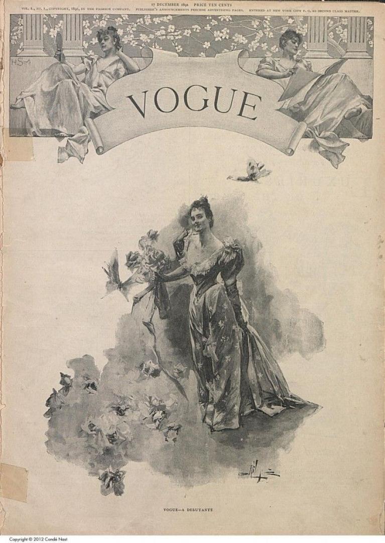 Vogue Paris : 1920-2020